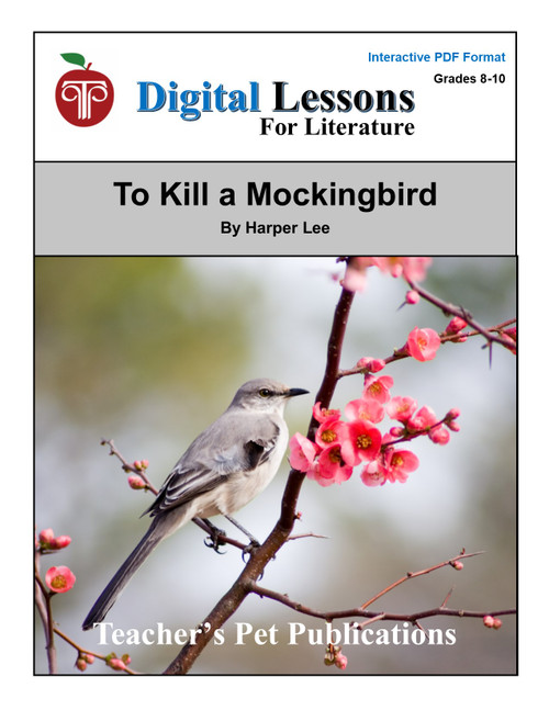 To Kill a Mockingbird Digital Student Lessons