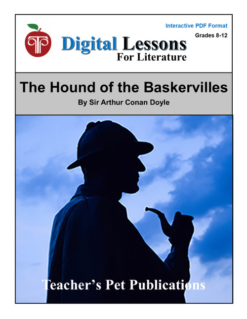 The Hound Of The Baskervilles Digital Student Lessons
