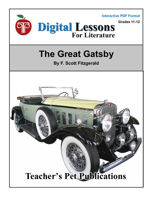 The Great Gatsby Digital Student Lessons