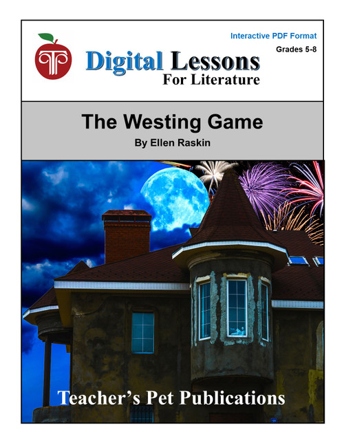 The Westing Game Digital Student Lessons