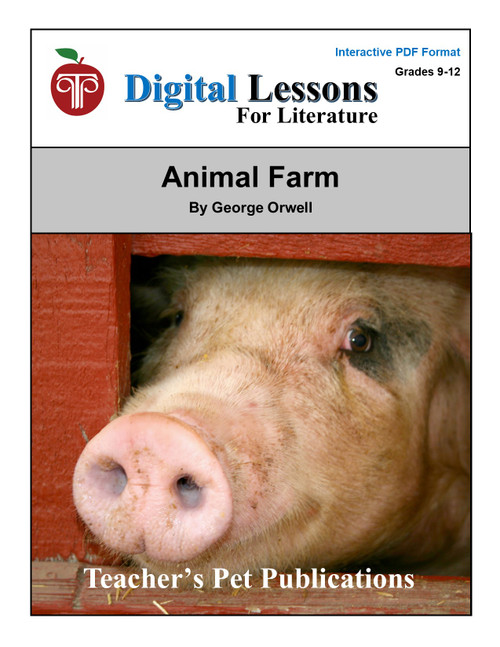 Animal Farm Digital Student Lessons
