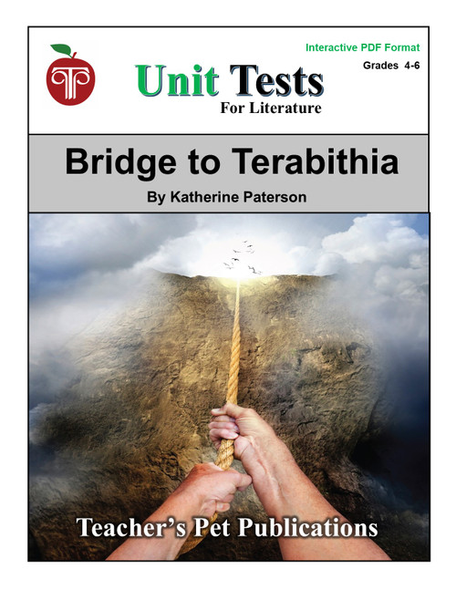 Bridge To Terabithia Interactive PDF Unit Test