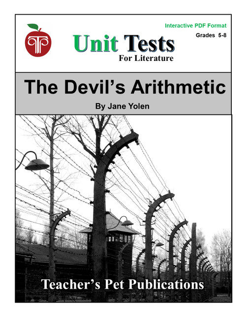 The Devil's Arithmetic Interactive PDF Unit Test