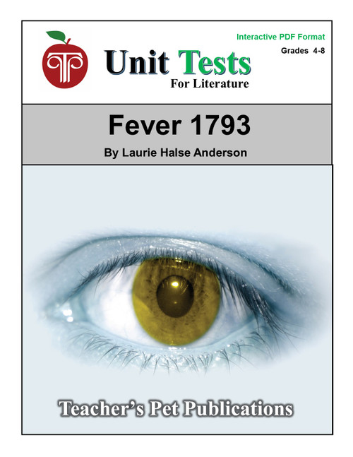 Fever 1793 Interactive PDF Unit Test