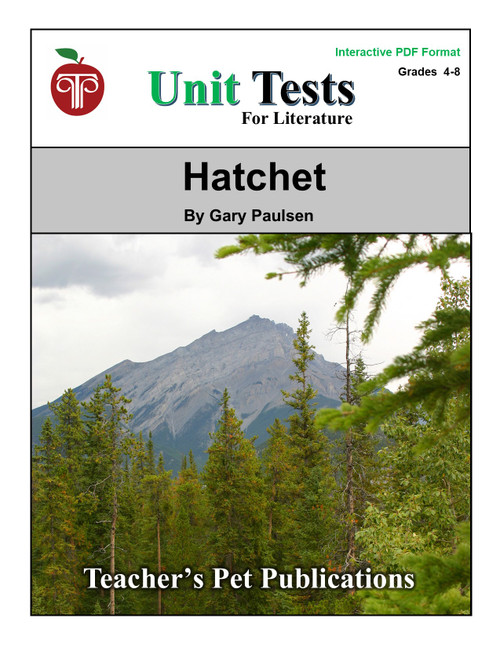 Hatchet Interactive PDF Unit Test