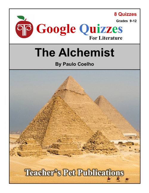 The Alchemist Google Forms Quizzes