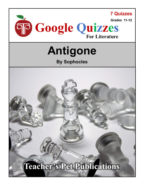 Antigone Google Forms Quizzes
