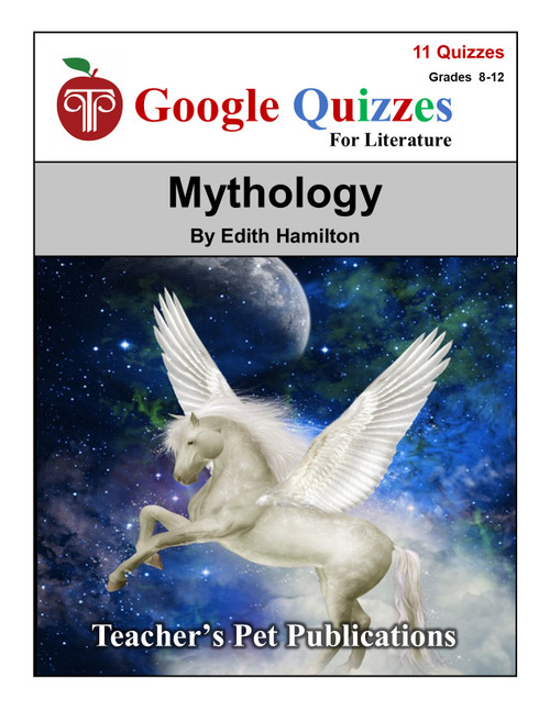 Mythology Google Forms Quizzes