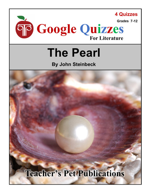 The Pearl Google Forms Quizzes