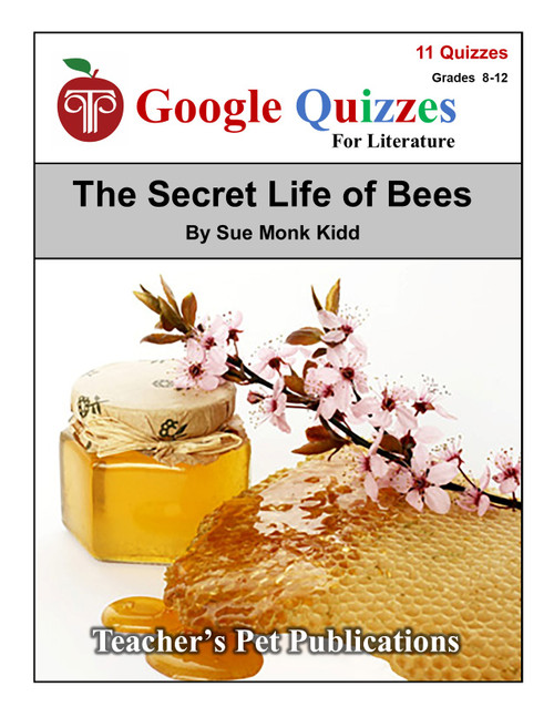 The Secret Life of Bees Google Forms Quizzes