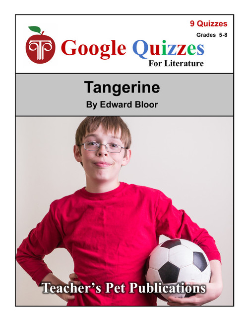 Tangerine Google Forms Quizzes
