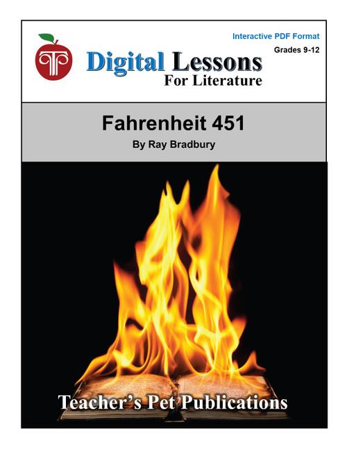 Fahrenheit 451 Digital Student Lessons