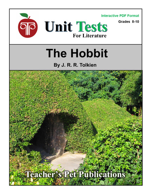 The Hobbit Interactive PDF Unit Test