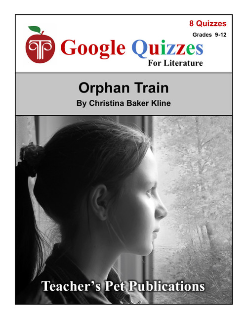 Orphan Train Google Forms Quizzes