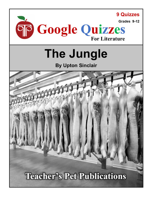 The Jungle Google Forms Quizzes