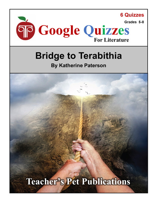 Bridge to Terabithia Google Forms Quizzes
