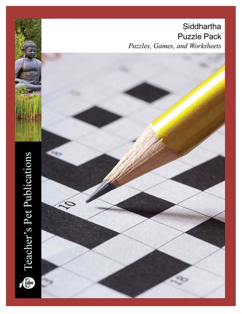 Siddhartha Puzzle Pack Worksheets, Activities, Games