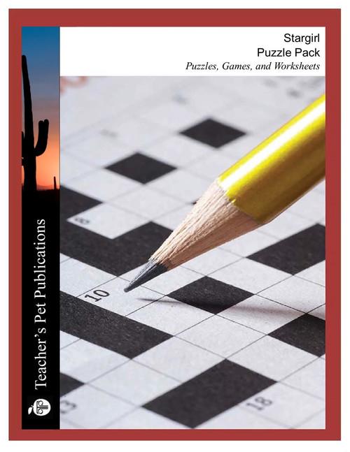 Stargirl Puzzle Pack Worksheets, Activities, Games