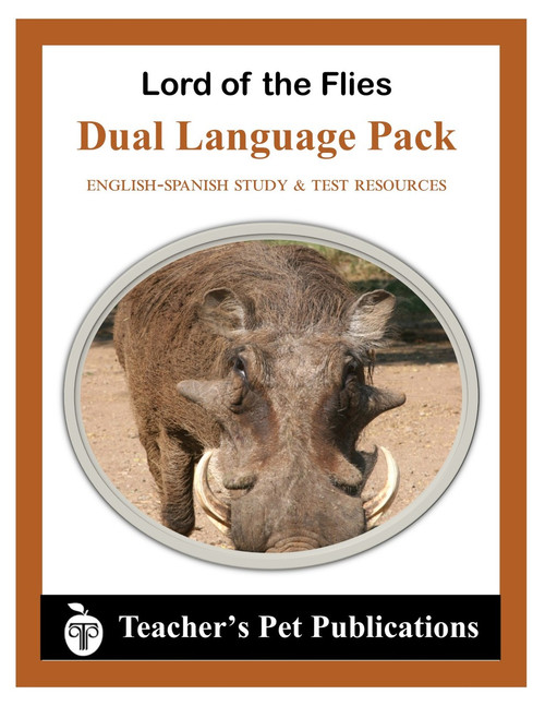 Lord of the Flies Dual Language Pack