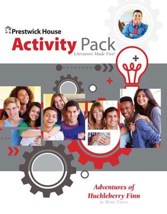 The Adventures of Huckleberry Finn Activity Pack