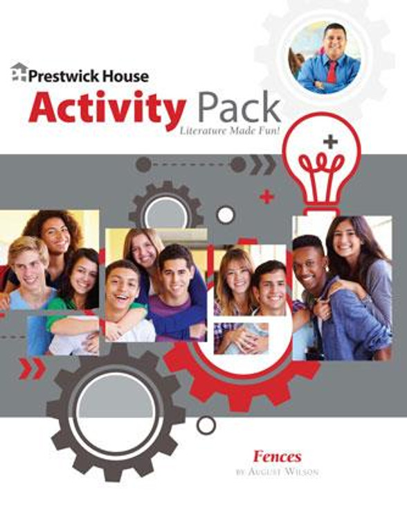 Fences Activities Pack