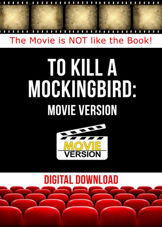 To Kill a Mockingbird Movie Version
