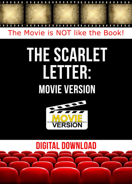 The Scarlet Letter Movie Version
