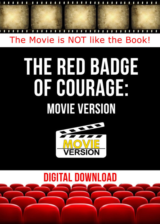 The Red Badge of Courage Movie Version