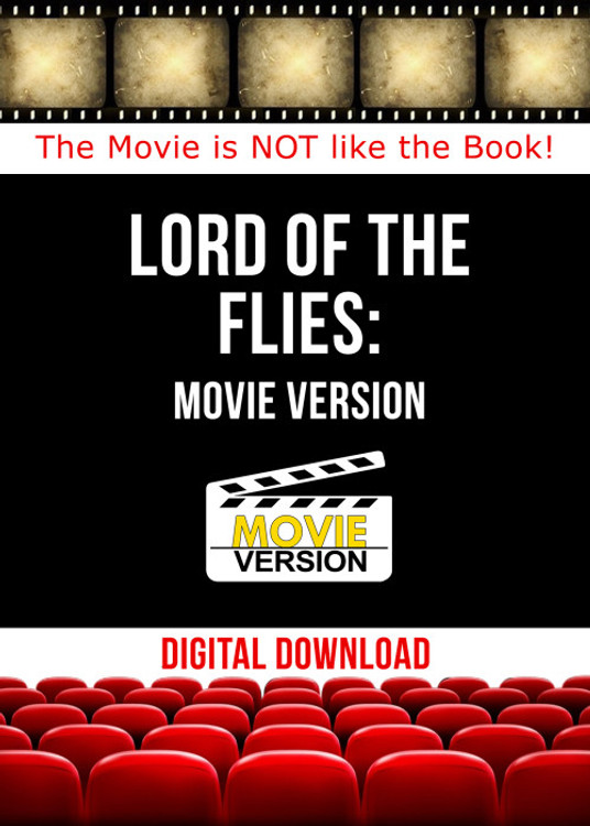 Lord of the Flies Movie Version