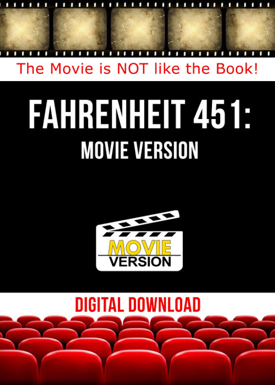 Fahrenheit 451 Movie Version