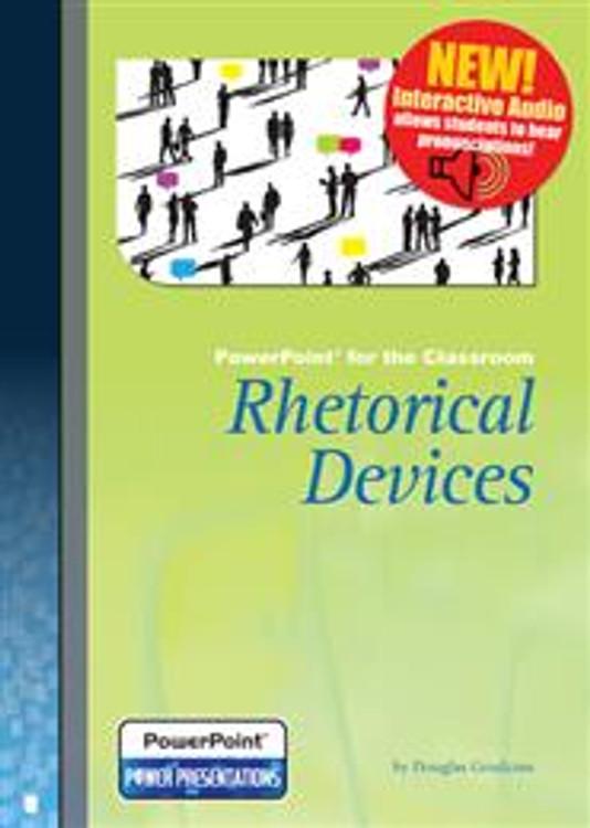 Rhetorical Devices Presentation