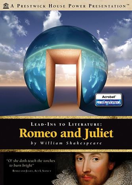 Romeo and Juliet Lead-In To Literature