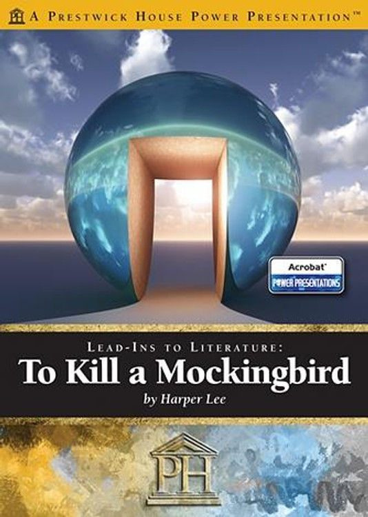 To Kill a Mockingbird Lead-In To Literature