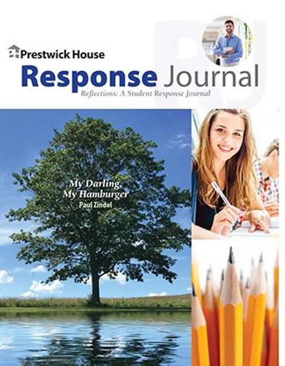 My Darling My Hamburger Reader Response Journal