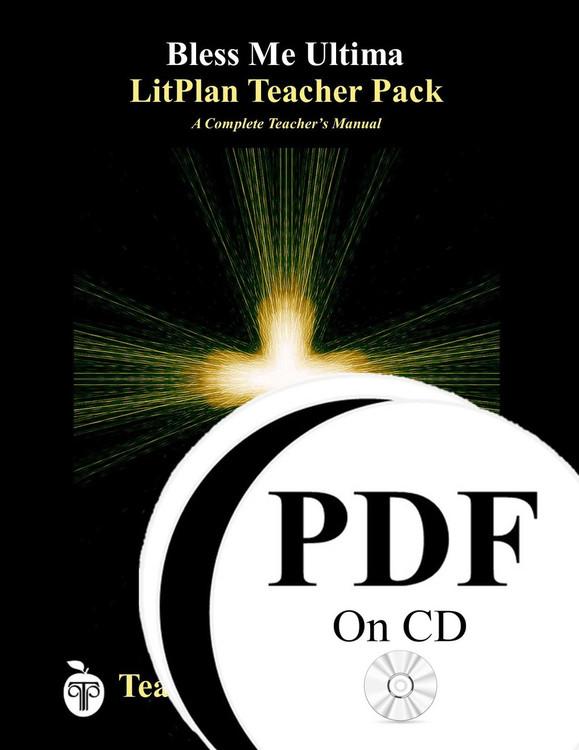 Bless Me Ultima LitPlan Lesson Plans (PDF on CD)