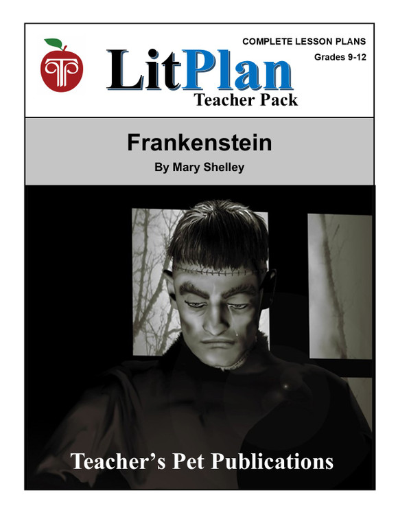 Frankenstein LitPlan Lesson Plans (Download)