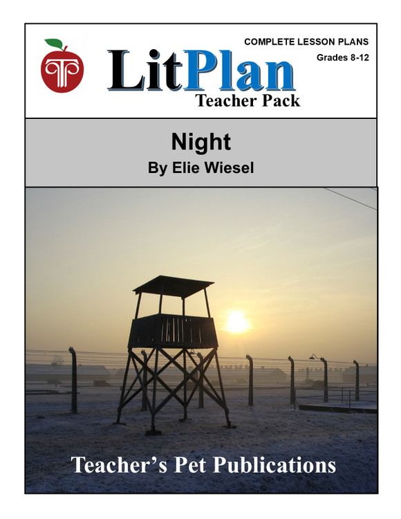 Night LitPlan Lesson Plans (Download)