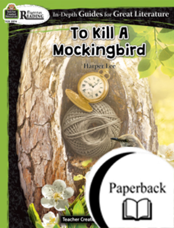 Rigorous Reading: To Kill A Mockingbird
