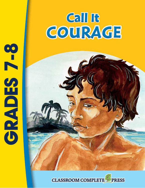Call It Courage LitKit