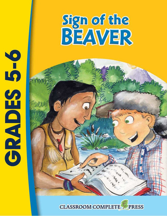 The Sign of the Beaver LitKit