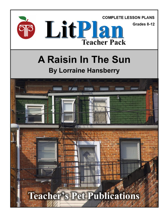 A Raisin in the Sun LitPlan Lesson Plans (Download)
