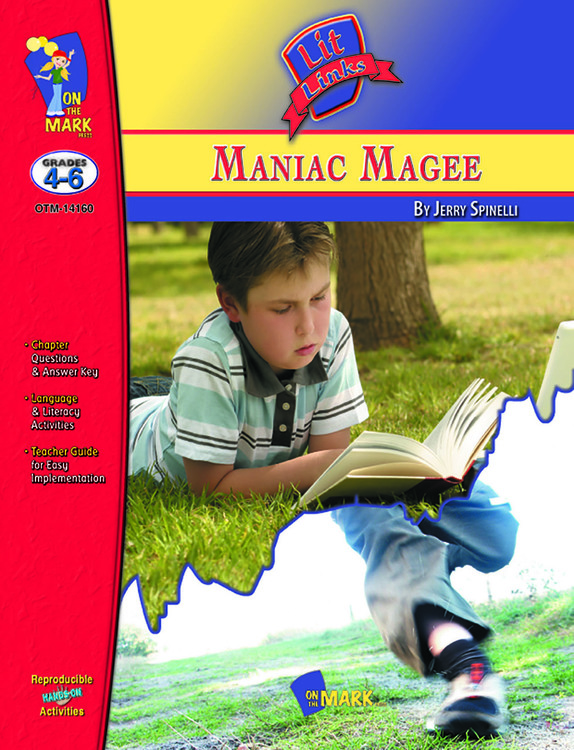 Maniac Magee: Lit Links Literature Guide