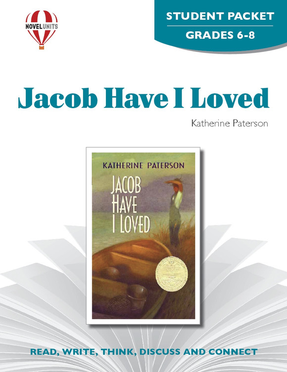 Jacob Have I Loved Novel Unit Student Packet