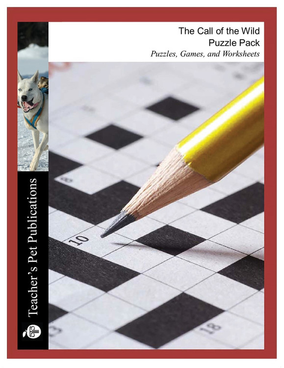 The Call of the Wild Puzzle Pack Worksheets, Activities, Games