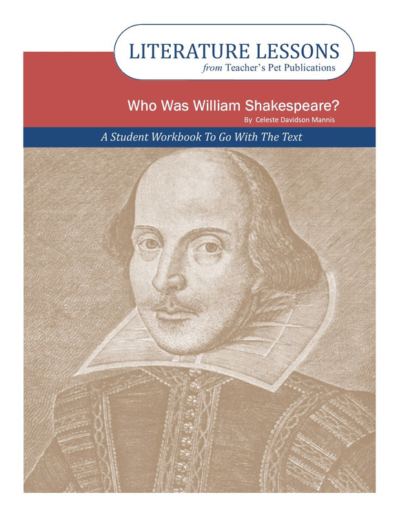 Who Was William Shakespeare? Literature Lessons