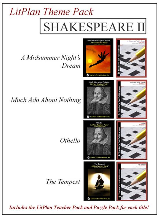 Theme Pack: Shakespeare II