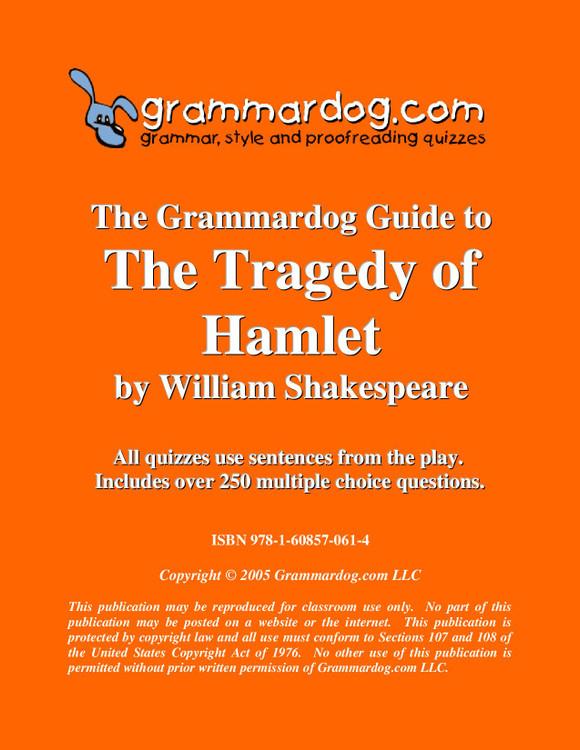 Hamlet Grammardog Guide