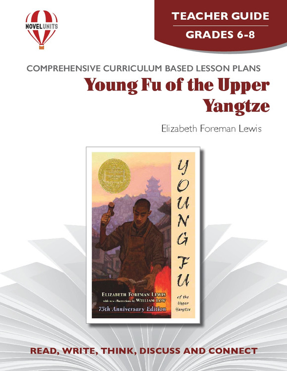 Young Fu Of The Upper Yangtze Novel Unit Teacher Guide PDF Download