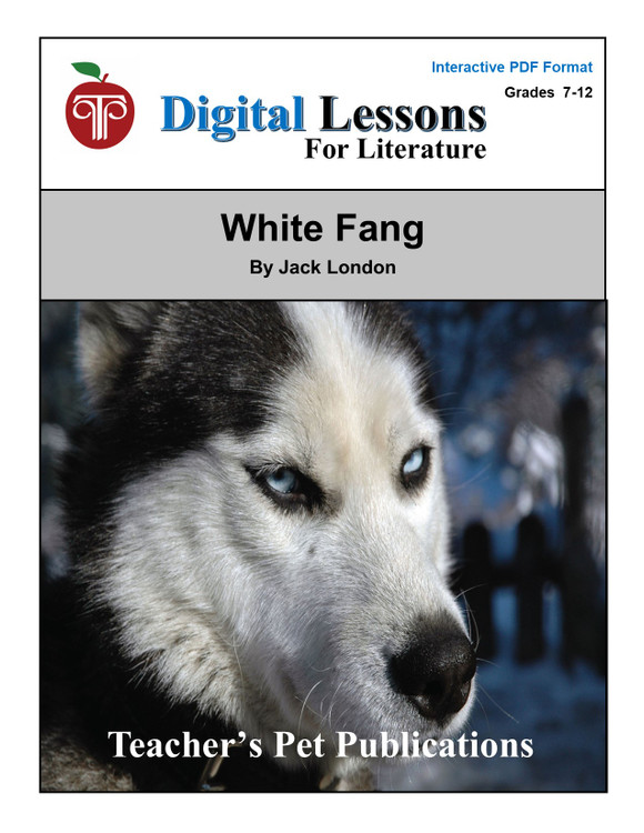 White Fang Digital Student Lessons