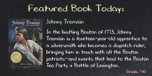 Johnny Tremain Lesson Plans & Teacher Guides